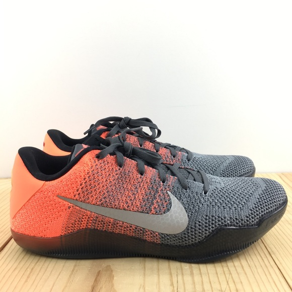 new arrivals b0822 771e8 Nike Kobe XI Elite Low Easter Bright Mango